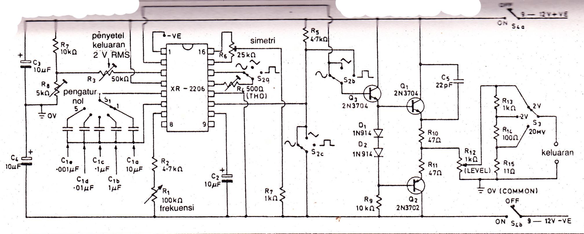 Pcb Xr Function Generator
