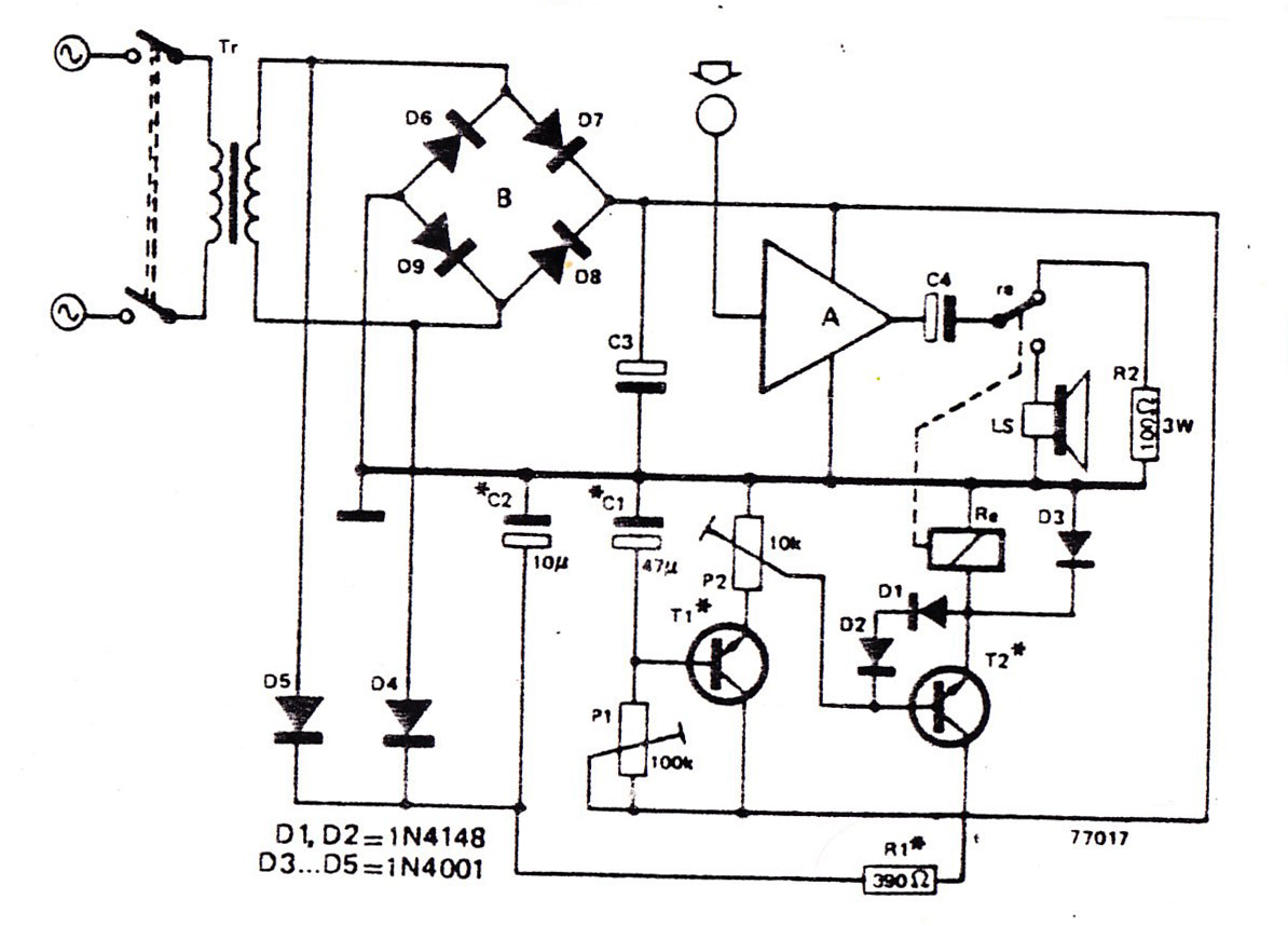 Wiring Diagram For Video Intercom