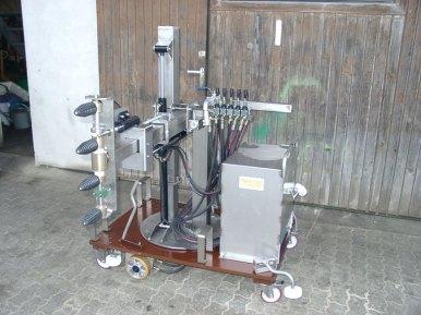 2006 - laveuse filtres station épuration