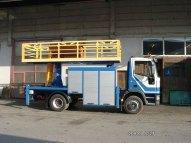 2000 - nacelle pour camion transport publiques
