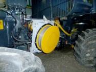 Treuil T10 monté sur porteur Ponsse