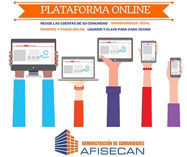 Plataforma Online - AFISECAN