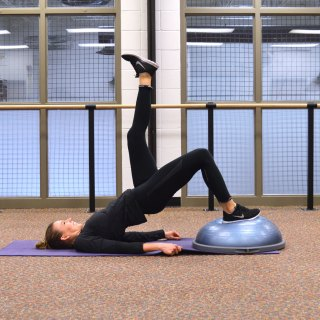 Bosu Ball HIIT Workout