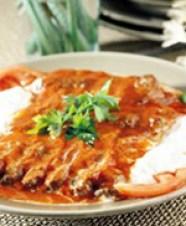 Yoğurtlu Kebab tarifi