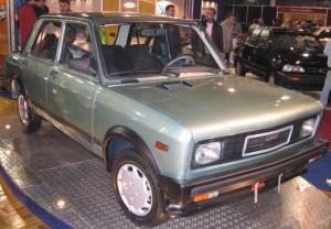 السيارة الاولى والثانية FIAT 128