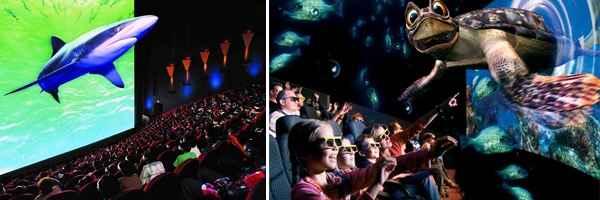 السينما السباعية أحدث تقنية لمشاهدة الافلام
