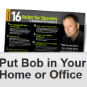 16 قاعدة للنجاح في الأعمال والحياة من بوب بارسونز