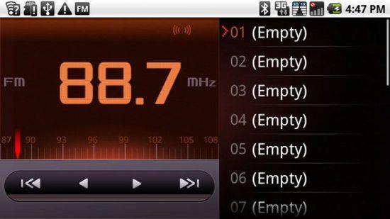 برامج الراديو الذكية