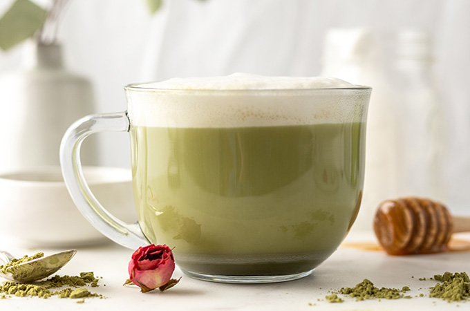 Top 8 Instagram accounts about matcha