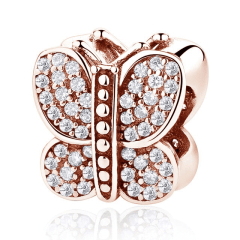 Pandora Jewelry Butterfly Charm | Material 925 Sterling Silver
