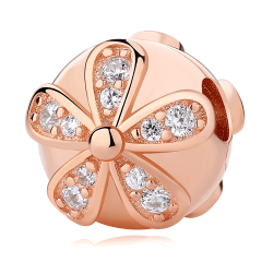 Pandora Daisy Charm Rose Gold | Material 925 Sterling Silver