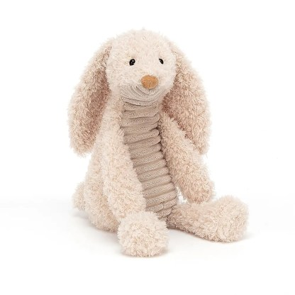 Bunny Teddy Wurly Jellycat 39 cm | All Ages Special Gift Plush