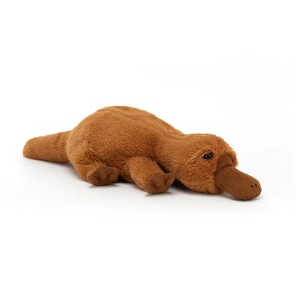 Jellycat Platypus Lollybob 25 cm | All Ages Special Gift Plush