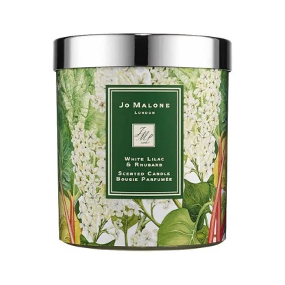 Jo Malone White Lilac and Rhubarb Candle 200g Best Candles of 2020