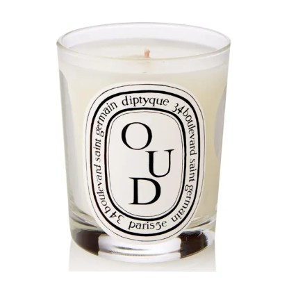 Diptyque Oud Candle 190g | Best Candles of 2020