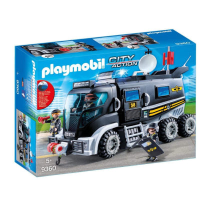 Playmobil Swat Truck | Best Costume And Toy Deals