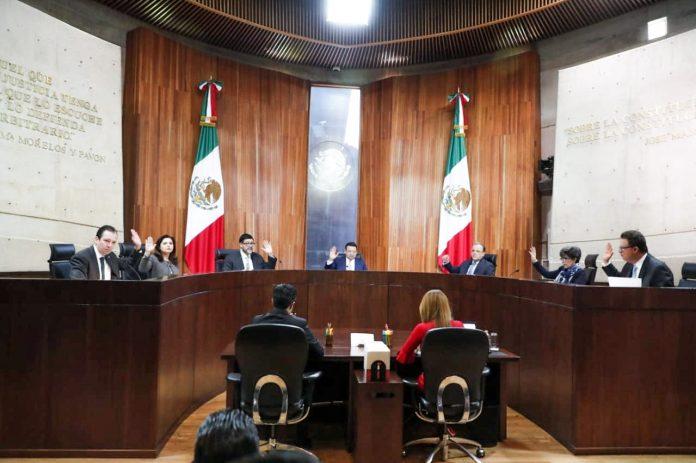 TEPJF Tribunal Electoral del Poder Judicial de la Federacion 696x463 - TEPJF determina inconstitucionalidad de 'Ley Bonilla' y manda nota a SCJN