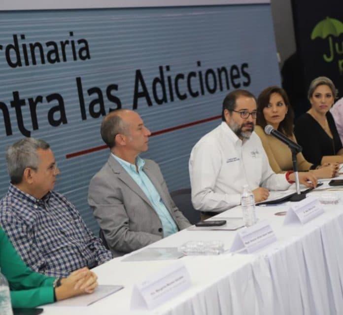 JIPS adicciones 2 696x639 - Arranca en Colima estrategia nacional para prevención de adicciones