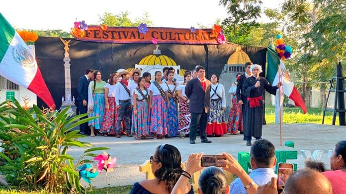 bach27 696x392 - Realiza Bachillerato 27 festival cultural mexicano - AFmedios .
