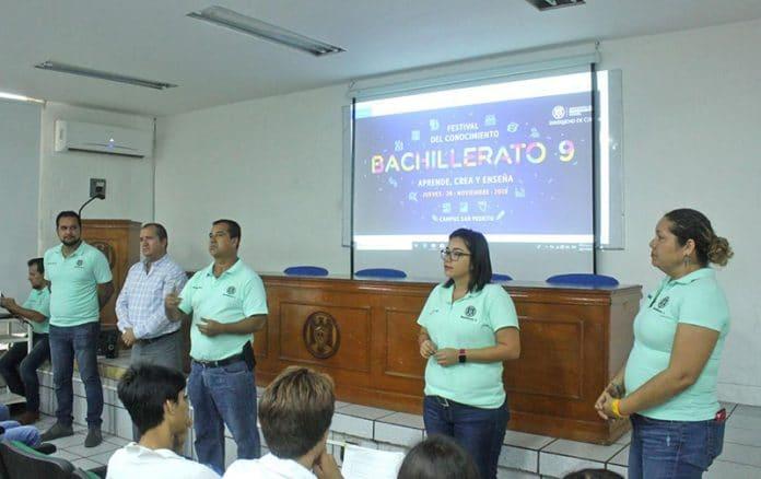 festivalconocimiento 696x438 - Realiza Bachillerato 9 primer festival de conocimiento