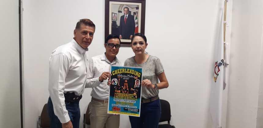 incode porristas - Primer selectivo de Porristas este sábado 14 de diciembre en Unidad Morelos