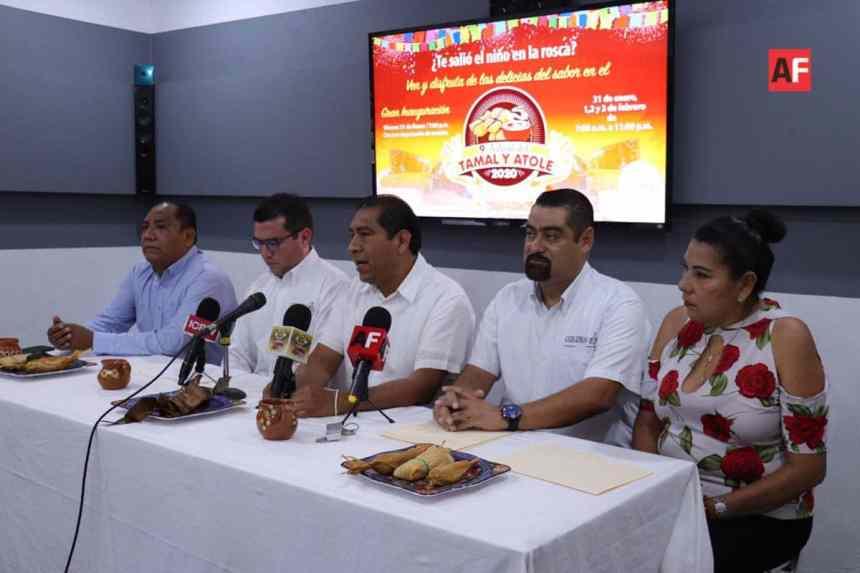 AFmedios Festival del Tamal Colima 2020  3 - Anuncian el 9 Festival del Tamal y Atole 2020 - #Noticias