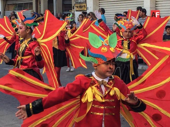 AFmedios Carnaval infantil Manzanillo 2020  15 696x522 - Arranca Carnaval Manzanillo 2020 con desfile infantil - #Noticias