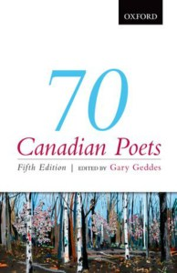 70 canadian poets 400 X618