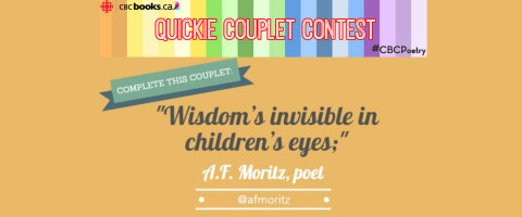 Quickie Couplet Contest Header