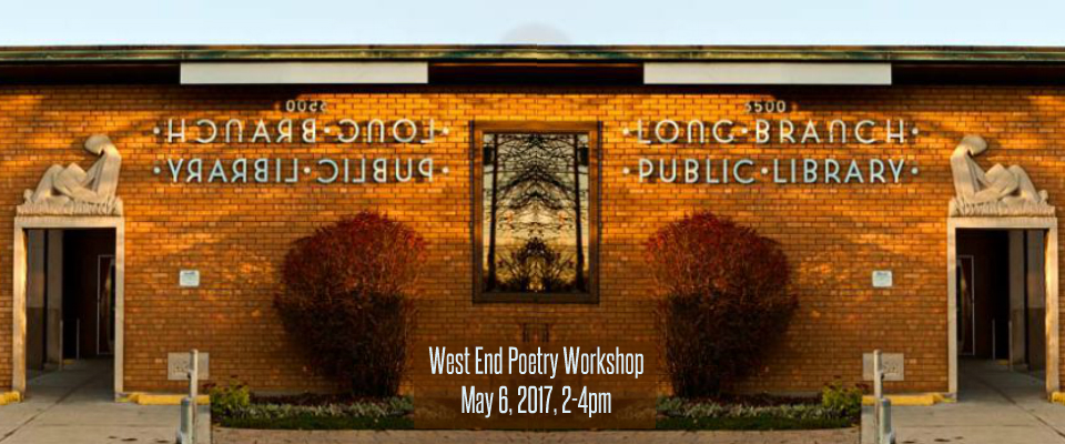 West End Poetry Workshop Leader