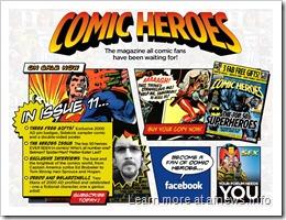 ComicHeroes