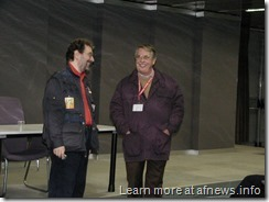Goria e Traini a Roma Expocartoon