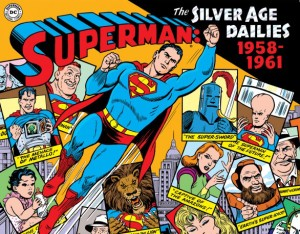 Superman-Silver-Age-Strips-Cover-IDW-Publishing-586x459