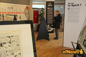 Belgian Comicscenter Daniel Fouss - Will Eisner 2