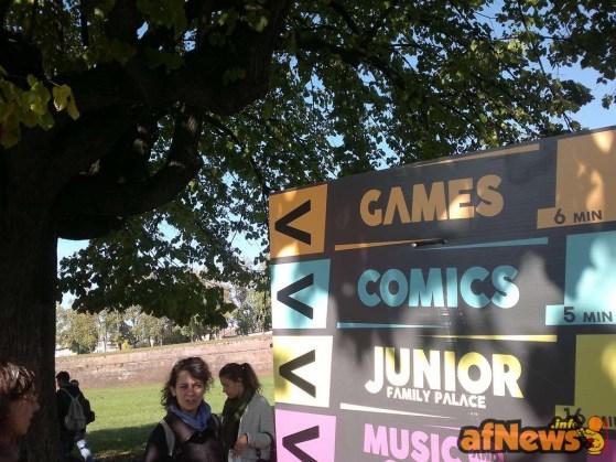 005 Fumetti - Tutte le direzioni - afnews