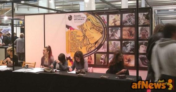 005 La scuola di Comics - afnews