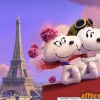 Il film dei Peanuts, ecco la fidanzata di Snoopy Fifi