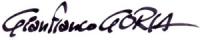 firma senza riga