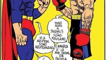 Visioni Graphic Novel Presenta In Italia Sono Tutti Maschi Di Luca De Santis E Sara Collaone Afnews Info