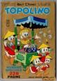 Topolino 577, 18 dicembre 1966. Copertina di GiovanBattista Carpi ispirata a copertina di Carl Barks per la storia Zio Paperone e il tesoro di Marco Polo. Scansione da collezione privata Gianfranco Goria.