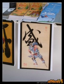047 Samurai on the wall-fotoMoiseXafnews