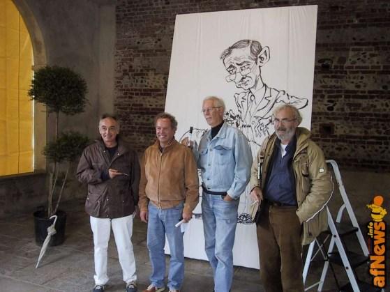 scarnafigi 4 vignettisti - afnews