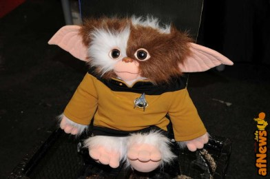 Gremlin di Star Trek... foto Gianfranco Goria.