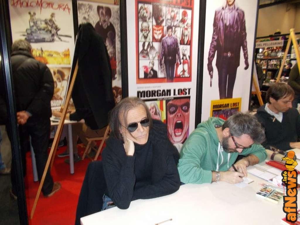 Claudio Chiaverotti in una foto di Franco Lana