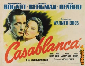 casablanca poster - afnews