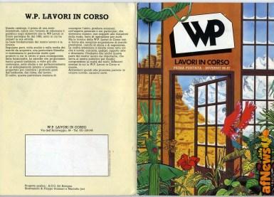 WP abbigliamento catalogo - Filippo Scozzari - Marcello Jori1986 - afnews