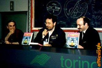 0105f Boschi Goria Pvesio a Torino Comics - afnews