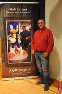 Premi intitolati alla memoria di Alexis Carrasco Anigogatsu, alla presenza di Miguel Carrasco