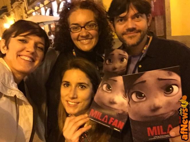 Quanti nuovi amici per MILA!