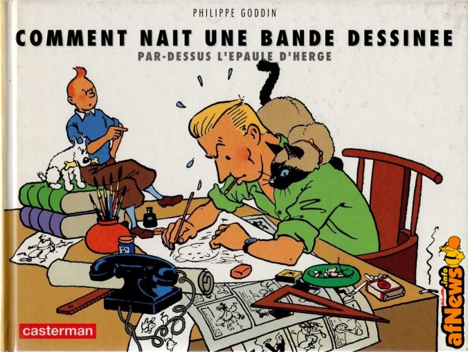 scan-2016-185-Comment-nait-une-bande-dessinee-Herge-Tintin-afnews-1